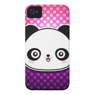 Förtjusande Panda iPhone 4 Case-Mate Case