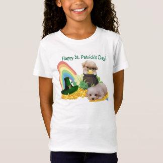Förtjusande Pekingese & PalSts Patrick skjorta för T-shirt