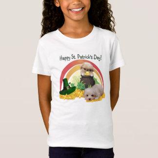 Förtjusande Pekingese & PalSts Patrick skjorta för Tshirts