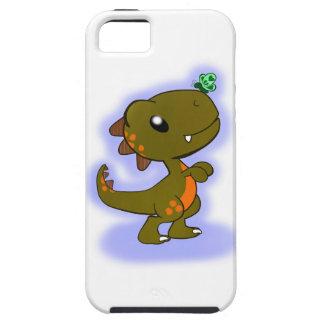 Förtjusande T-Rex iPhone 5 Hud