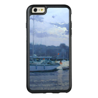 Förtöjd sen eftermiddag för yachter OtterBox iPhone 6/6s plus skal