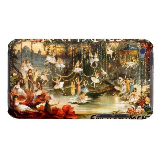 Förtrollning 1886 iPod Case-Mate skydd
