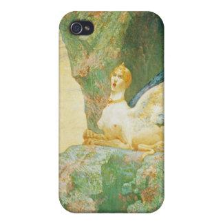 Förtvivlan av sphinxen, 1890 iPhone 4 fodraler
