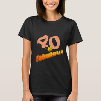 Forty & sagolikt t shirts