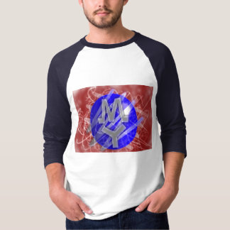 Förundra sig dig muff skjorta för logotyp Long Tshirts