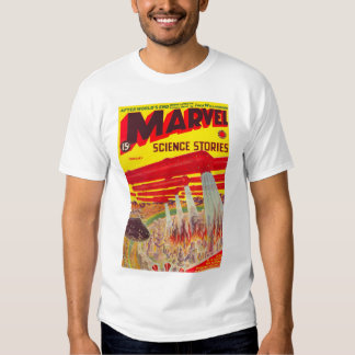 Förundra sig vetenskapsberättelseFeb. 1939 den T Shirt