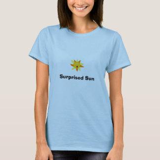 Förvånad sol, förvånad sol t shirts
