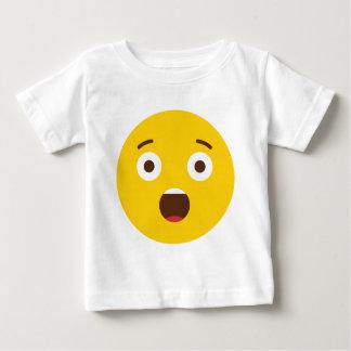 Förvånada Emoji Tee Shirt