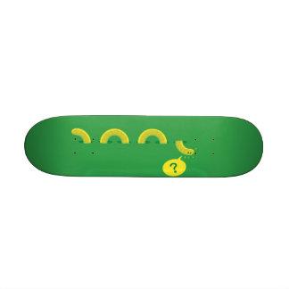 Förvirrad mask skateboard deck