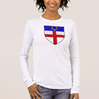 fosseengland vapensköld t-shirt