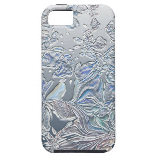 Fossil- lättnad - Digital konstiphone case iPhone 5 Cover