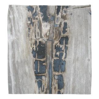 Fossil- trä scarf