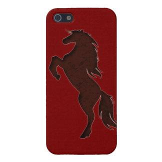 fostra hästen iPhone 5 hud
