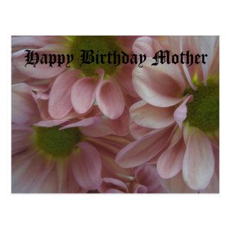 Fostrar födelsedag vykort