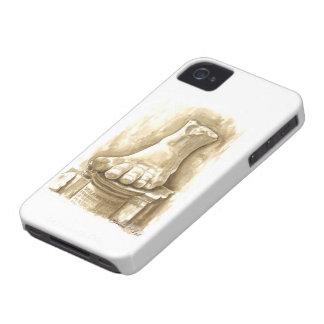 Fot - kejsare Constantine I. den underbara Case-Mate iPhone 4 Skydd