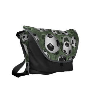 Fotboll Ballz! Messenger Bag