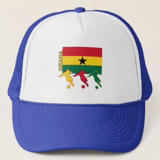 Fotboll Ghana Truckerkeps