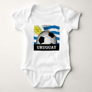 Fotboll Uruguay Tee Shirt
