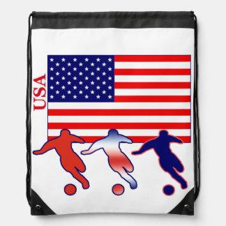 Fotboll USA Gympapåse