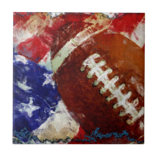 Fotboll USA Kakel