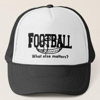 Fotboll, vad annat betyder T-tröja och Gifts. Keps