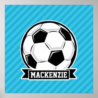 Fotbollboll; Himmelblåttrandar