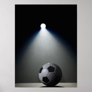 Fotbollboll Poster