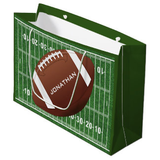 Fotbolldesigngåvan hänger lös