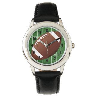 Fotbolldesignklocka Armbandsur