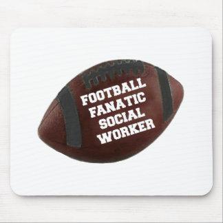 Fotbollfanatikersocialarbetare Musmatta
