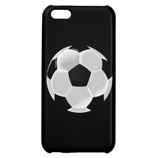 FotbollfotbollFutbol boll iPhone 5C Skal