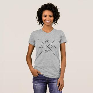 Fotbollklubb för Lonestar SA T-shirts