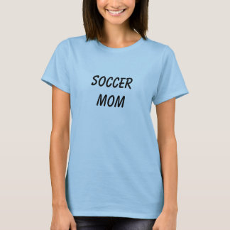 Fotbollmamma T Shirt
