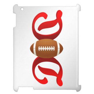 Fotbollpappa iPad Mobil Skydd