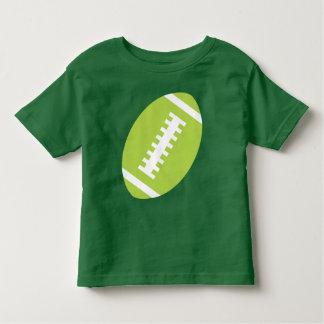 FOTBOLLSMÅBARNgrönt | beklär limefruktfotboll Tee Shirt