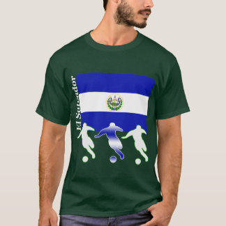 Fotbollspelare - El Salvador T-shirts