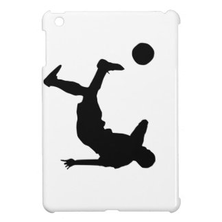 fotbollspelare iPad mini skydd