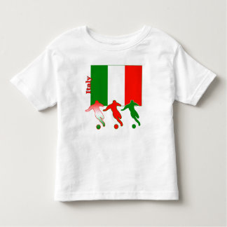 Fotbollspelare - italien t shirts