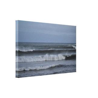 Foto av Washington surfa Canvastryck