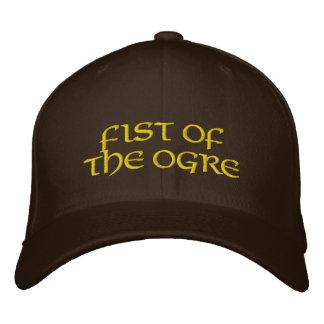 Foto - broderad hatt