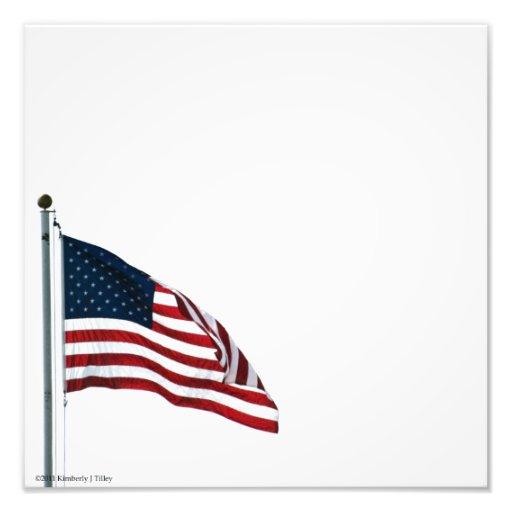 Foto för amerikanska flaggan 2371