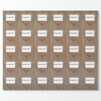 """Foto för anpassade som 30 slår in papper 30"""" x 6', presentpapper"""