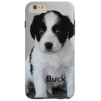 Foto för anpassningsbarhusdjurhund tough iPhone 6 plus skal