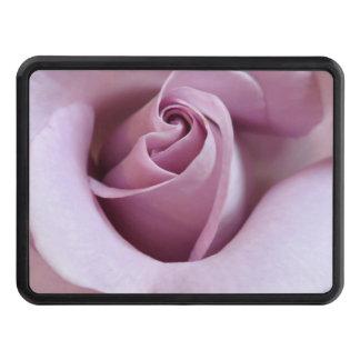 Foto för lilarobröllop skydd för dragkrok