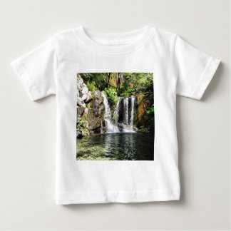 Foto för naturvattenfallkonst tee shirts