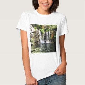 Foto för naturvattenfallkonst tröja