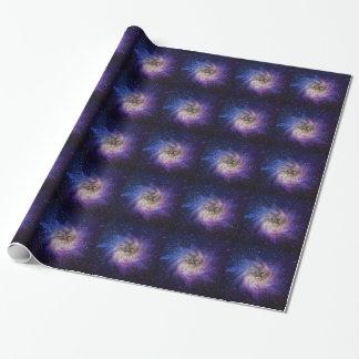 Foto för Nebula för Deziz världshäfte purpurfärgat Presentpapper