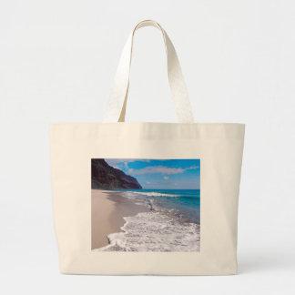 Foto för Shoreline för hav för Jumbo Tygkasse