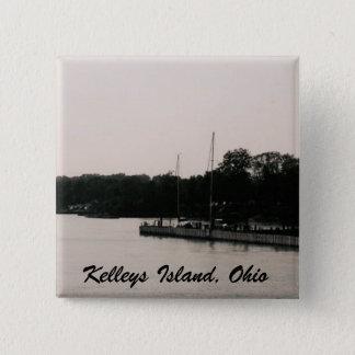Foto för skeppsdocka för Kelleys öfartyg svartvitt Standard Kanpp Fyrkantig 5.1 Cm