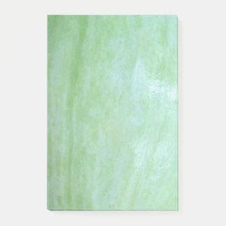 Foto för squash för mint- eller jadegröntträdgård post-it lappar